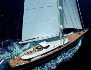 Global Yacht Services - S/Y Salute