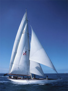 Global Yacht Services - S/Y Manawa Nui